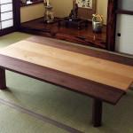 座卓-伝統的な和と近代主義の融合-
